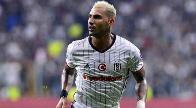 Quaresma Beşiktaş'tan özür diledi!
