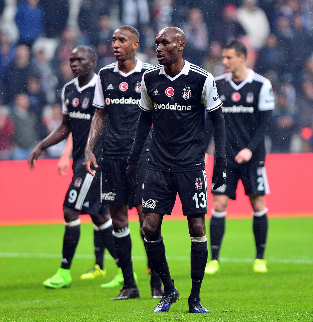 İşte Beşiktaş'ın çeyrek final kadrosu