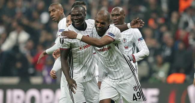 Çeyrek final maçları arasında Beşiktaş'ı bekleyen sürpriz!
