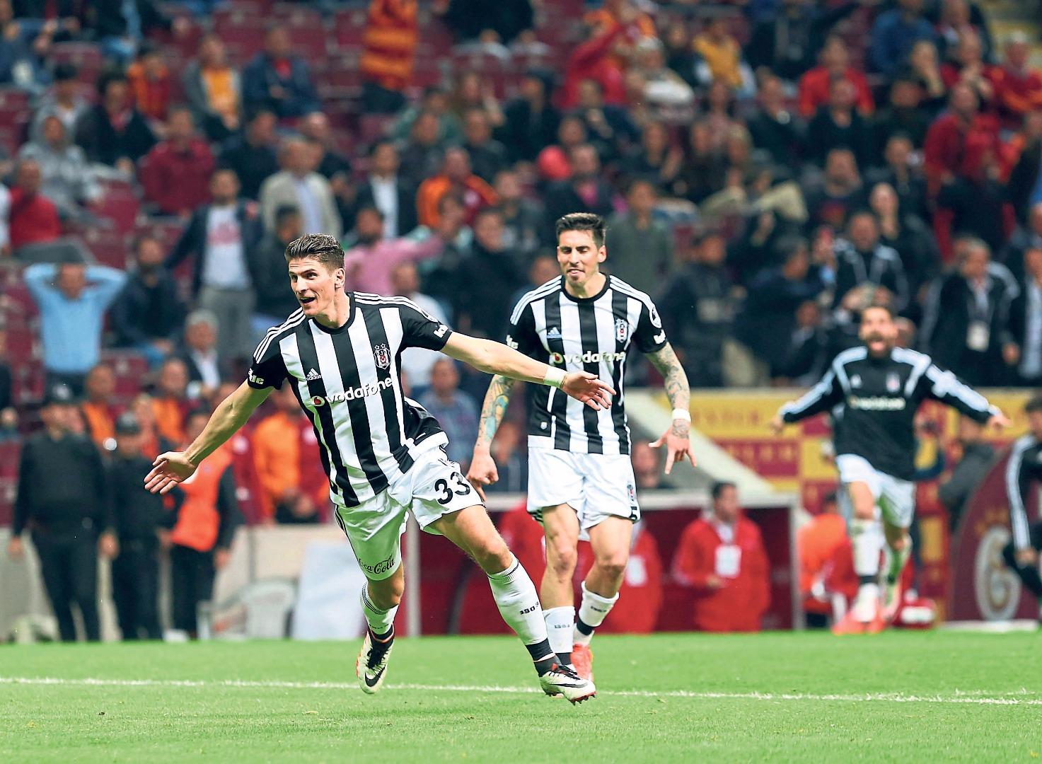 Beşiktaş Mario Gomez için Almanya'da!