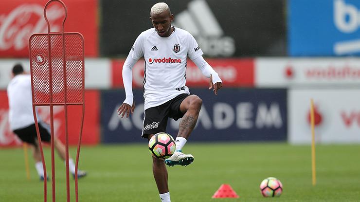 Beşiktaş'ta Talisca tehlikesi henüz geçmedi!