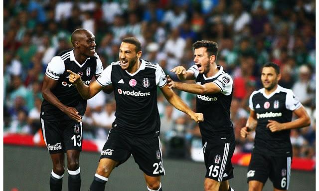 Beşiktaş'a 30 milyon Euro'luk teklif!