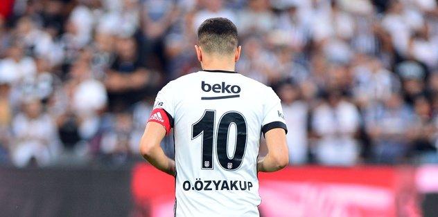 Beşiktaş'ta gözler Oğuzhan'da!
