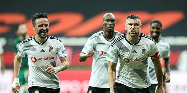 Beşiktaş rotayı oluşturdu! Hedef...