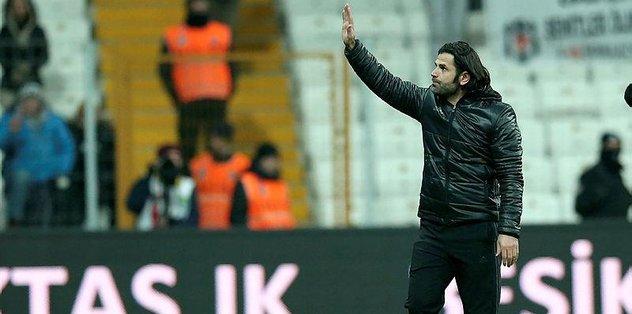 İbrahim Üzülmez: Hedefim Beşiktaş!