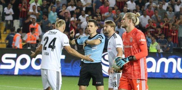Beşiktaş Süper Lig'de zirvede! İşte o istatistik...
