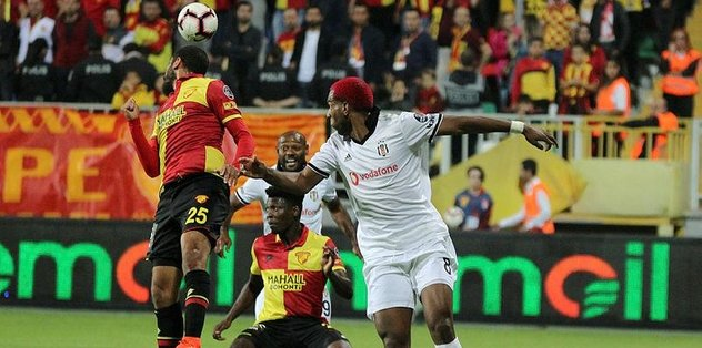 Maç Sonucu | Göztepe 2-0 Beşiktaş | ÖZET