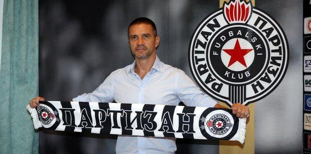Partizan'dan Beşiktaş yorumları!