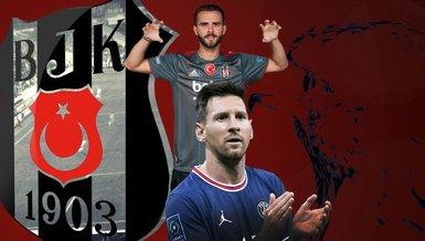 Son dakika Beşiktaş haberi: İşte Miralem Pjanic'in savaştan önce değişen hayatı! Tek rakibi Lionel M