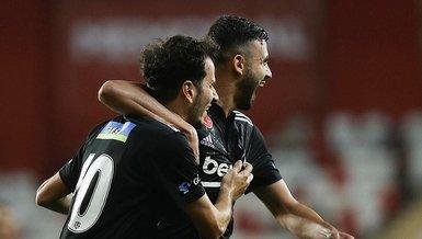 Son dakika Beşiktaş haberi: Kartal'da Ghezzal sevinci! Alkış aldı