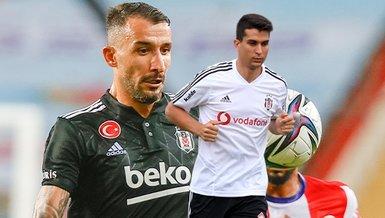 Son dakika: Beşiktaş'tan Necip Uysal ve Mehmet Topal'ın sakatlığına dair açıklama!