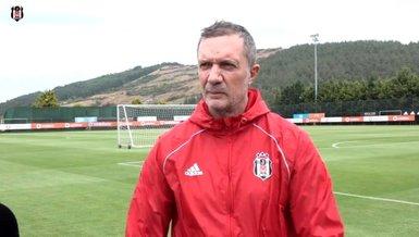 Son dakika spor haberi: Beşiktaş'ta takım Stefano Marrone'ye emanet (BJK spor haberi)