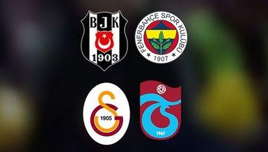 Son dakika spor haberleri: Beşiktaş Fenerbahçe Galatasaray ve Trabzonspor'dan Finansal Yeniden Yapıl