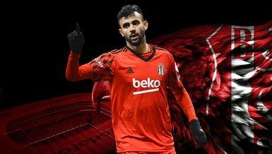 Son dakika transfer haberi: Rachid Ghezzal Leicester'la masada! Resmi imza an meselesi (BJK spor hab