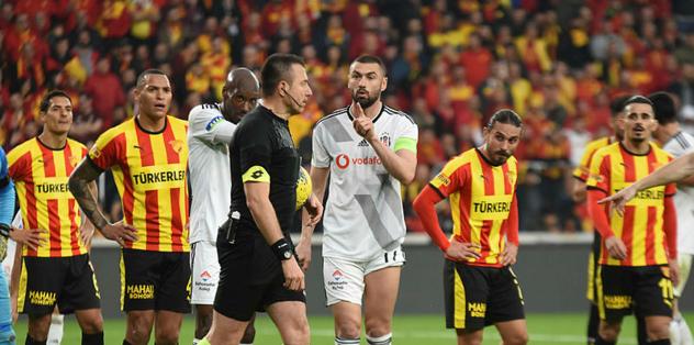 Tahkim Kurulu'ndan flaş karar! Göztepe - Beşiktaş maçı...