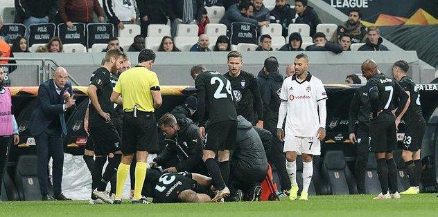 UEFA, kasti faule acımıyor