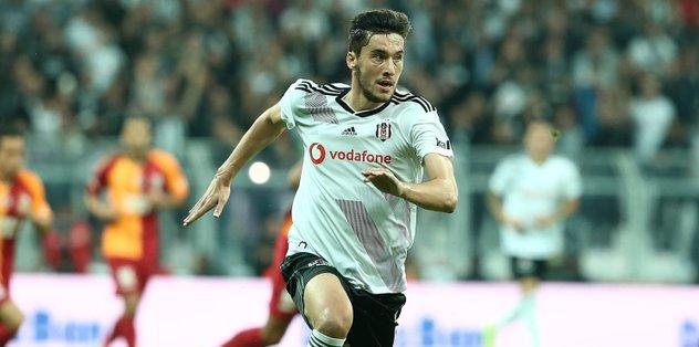 Umut Nayir: Babamdan dolayı Beşiktaş'a sevgim var