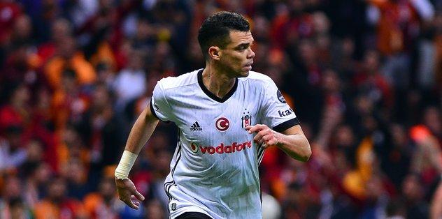 Yılın takası Beşiktaş'tan! Pepe...